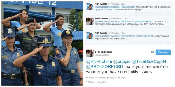 pnp salute fail tweet