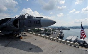 US Navy in the Philippines: Neck deep in the proverbial brown stuff