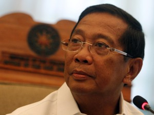 The way things are going, Jejomar Binay may be the next Philippine President.