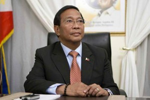 Un-challenged and unopposed: Vice President and top 2016 'presidentiable' Jejomar Binay