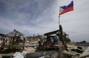 Haiyan's legacy: False hope in the national colours