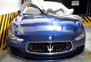 Some wise guys say it's just a car, but owning a Maserati means being so privileged enough to afford it.