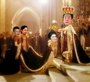You sure you still want a royal family after seeing this?