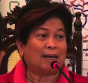 DSWD Secretary Dinky Soliman allowed Php2.8m worth of relief goods for Haiyan victims to rot.