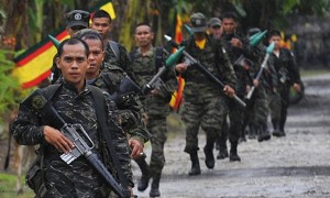 The Moro Islamic Liberation Front remains armed and extremely dangerous.