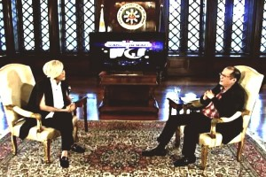 President BS Aquino's much-awaited interview with Vice Ganda did not disappoint starstruck Filipinos.