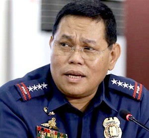 Suspended but in command: Former Philippine police chief Alan Purisima