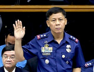 SAF commander Getulio Napenas: Unable to ignore BS Aquino's buddy Alan Purisima