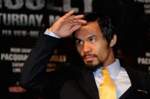 Manny Pacquiao v Shane Mosley