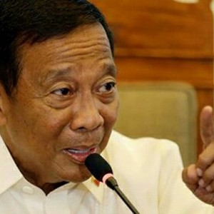 Vice President Jejomar Binay: Did he release his hounds on Grace Poe?
