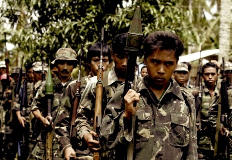 PHILIPPINES MUSLIM REBELS