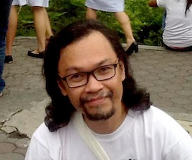 UP Professor Gerry Lanuza is upset over Filipinos' obsession with grades.