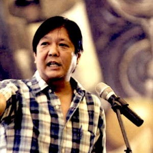 Accused of 'brutality': Senator and vice presidential candidate Bongbong Marcos