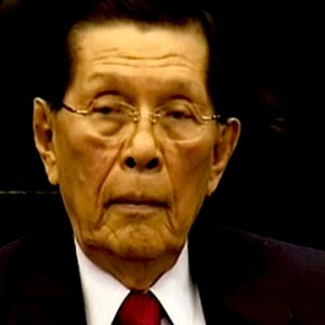 Seeking justice for 44 slain SAF troopers: Senator Juan Ponce Enrile