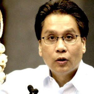 Unlikely to win: Mar Roxas's PR stunts have not helped boost his flagging popularity.