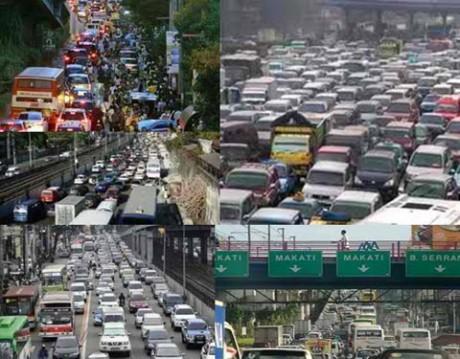 Worst Metro Manila Traffic