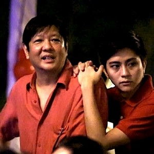 Bongbong Marcos and son Sandro bravely face massively-orchestrated fraud and media demonisation by the Liberal Party.