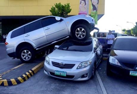 Mitsubishi Montero mystery: The Case of the Sudden