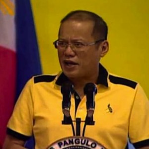 President BS Aquino: His promises do not match his ability to deliver.