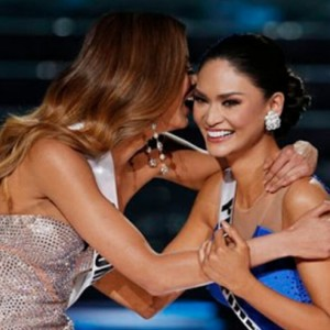 Miss Philippines Pia Wurtzbach is this year's Miss Universe.