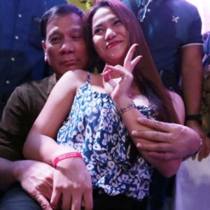 Filipino voters did not need to see the spectacle of Duterte's womanizing ways.