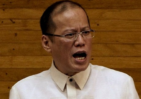 President BS Aquino: Saying that 'Daang Matuwid' would propel the country to First World status was delusional.