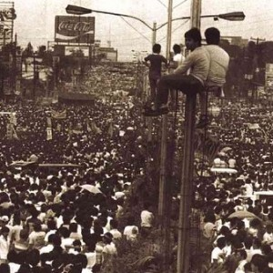 A 3-day fiesta: The so-called EDSA 'people power' revolution