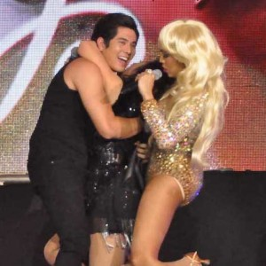 Vice Ganda's lascivious antics in front of the cameras possibly contribute to homophobia.