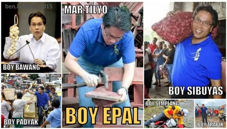 We need our president performing all these duties. Please go out and support Mar.