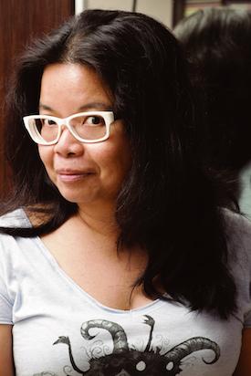 Interaksyon columnist Jessica Zafra