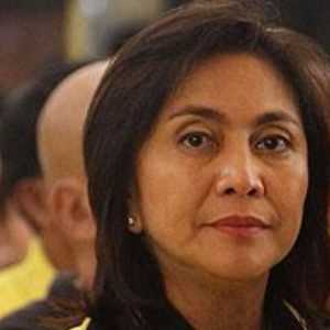 Leni Robredo: How does one aspire to be Vice President but at the same time fail to imagine being President?