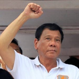 Rodrigo Duterte; The runaway winner in televised Philippine presidential debates