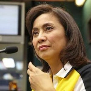 Leni Robredo should aspire to foster unity rather than conflict.