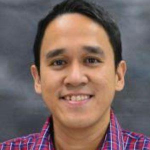 University of the Philippines physics professor Ian Vega