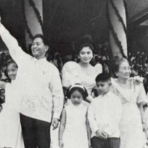 As a duly elected president of the republic, Ferdinand Marcos is qualified for burial at the Libingan ng mga Bayani.