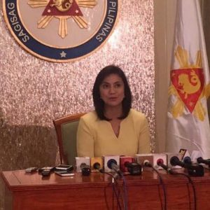 Leni Robredo: Why is she addressing the media rather than responding directly to the Electoral Tribunal?