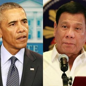 Duterte added colour to the usually-bland ASEAN summit. (Photo source: GMA News Online)