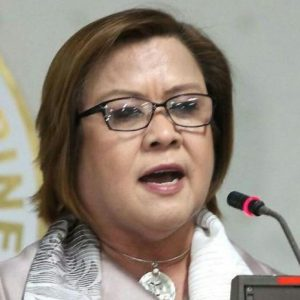 Leila de Lima's track record makes her unqualified to be a human rights advocate.