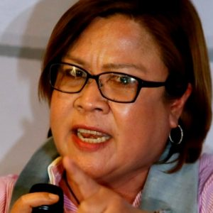 Being hysterical and talking too much will not earn Leila de Lima any sympathy from her detractors.