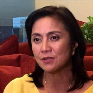 Vice President Leni Robredo should be espousing independence and self-reliance.